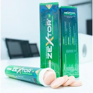 Zextor viên sủi chính hãng Loại mới hộp màu xanh - 515656565651 thumbnail