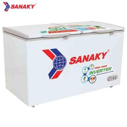 Tủ đông Sanaky 2 ngăn 2899A3 240L