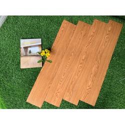 combo 42 miếng sàn nhựa giả gỗ  kt 91x15cm, dày 2mm