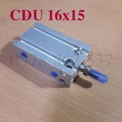 Xi lanh khí nén mini CDU 16x15