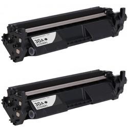 Hộp mực 30A in đẹp, không chíp. Là Cartridge toner dùng cho máy in HP Pro MFP M227fdn, M227sdn, M203dw, M203dn,...