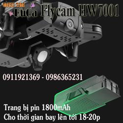 Flycam HW9001 Trang Bị 2 Camera 1080 Bay 18-20p