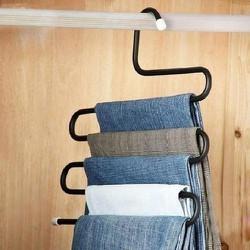 Combo 3 móc treo quần áo đa năng