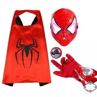 đồ chơi áo choàng người nhện - 0181 thumbnail