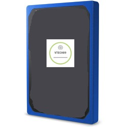 Ổ cứng di động Western Digltal my Passport Go SSD 500Gb màu Cobalt