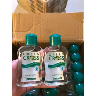 [Bán Chạy] Nước Rửa Tay Khô Green Cross 100ml - JK466 thumbnail