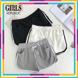 [FreeShip30k] Combo 3 quần đùi nữ mặc mát mùa hè - có video được kiểm hàng