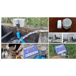 Phao điện chống tràn từ xa không dây dẫn