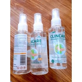 Nước rửa tay khô Clincare S.H 70ml - 4ty