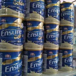 [Date 10.2021] Sữa bột Ensure Gold hương Vani hộp 850g