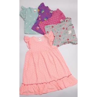 Váy cotton hè Junping beans bé gái 8-12 tuổi.Váy xuất dư bé gái.Váy bé gái size đại.Váy đầm bé gái - 385 thumbnail
