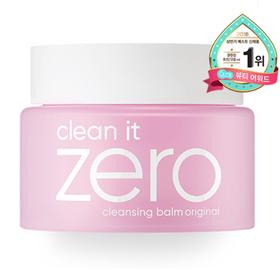 [NHẬP MÃ 5TI762YV] GIẢM 20K Sáp Tẩy Trang Dưỡng Ẩm Banila Co Clean It Zero Cleansing Balm Original - bbx0054