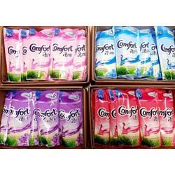 Combo 6 túi nước xả vải Comfort Thái Lan 580ml
