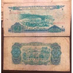 Tờ 2 đồng giải phóng miền Nam 1966, Cầu Móng ở Sài Gòn, nhân dân đón tiếp bộ đội