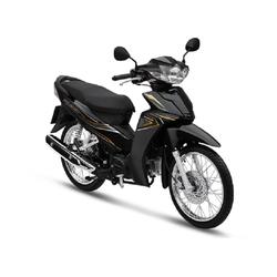 Xe Honda Blade 2018 - Phanh Cơ, Vành Nan Hoa - Trắng, Đen