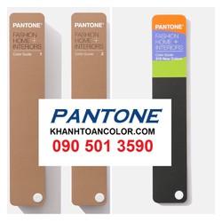 Bộ 3 thanh bảng màu Pantone TPG Fashion Home Interiors FHIP110A phiên bản 2020 - 2,625 màu Pantone TPG - chính hãng nhập khẩu từ kho PANTONE LLC tại MỸ dành cho ngành thời trang, nhà ở, nội thất tại Việt Nam