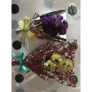 Handmade_bó hoa mini 10 cm & 12 cm - HM30, HM36 thumbnail