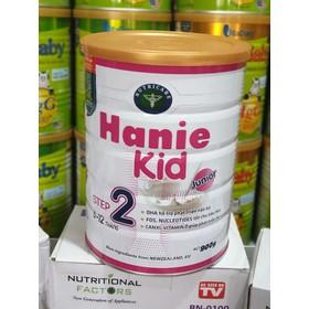 Sữa bột Hanie Kid 2 _Lon 900g_Date mới - Hanie Kid 2