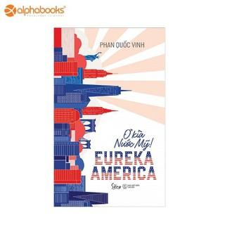 Sách Alphabooks - Ơ kìa nước Mỹ Eureka America - 8936158590815 thumbnail