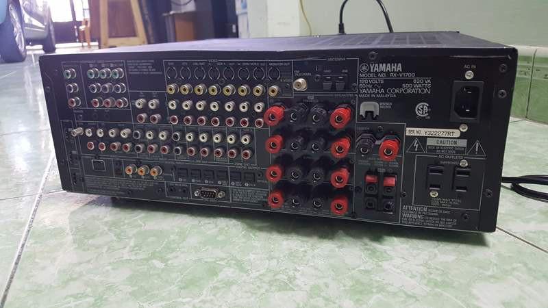 Ampli 5.1 dts - Ampli stereo - Đầu MD làm DAC - Đầu CDP - Sub woofer v.v.... - 28