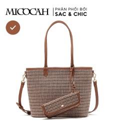 Túi Mang Vai MCC-89 Phong Cách Retro Quí Phái Micocah