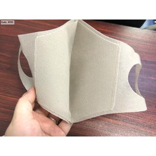 Combo Xà Phòng SAFEGUARD và Hộp 3 Khẩu trang 3D chống thấm, Chống bụi Bảo vệ hô hấp - CỤC SAFEGUARD+HỘP 3 KHẨU TRANG 6