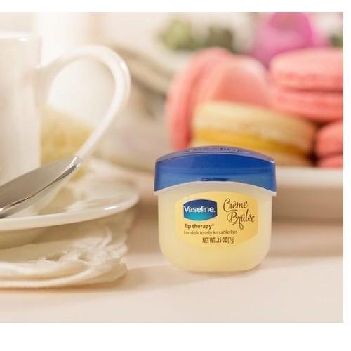 Sáp dưỡng môi Vaseline Lip Therapy Creme Brulee - 305210464728