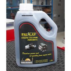 Dung dịch tẩy rửa lốc máy Pallas 1500ml