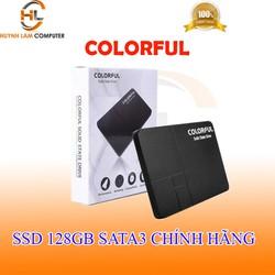 SSD 128GB Colorful SL300 Sata 3 chuẩn 2.5inch chính hãng - NWH phân phối
