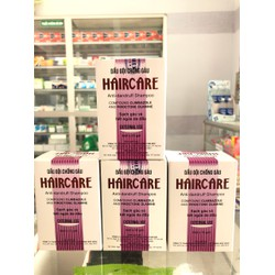 Dầu gội trị gàu HairCare [ hộp 10 gói - 6ml ]