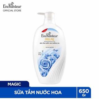 Sữa tắm Enchanteur Deluxe Magic 650g date 2023 - ST11 thumbnail