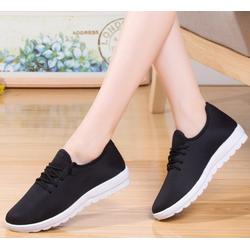 Giày sneaker nam nữ mẫu mới nhất năm kiểu dáng Hàn Quốc đủ Size đế nhẹ