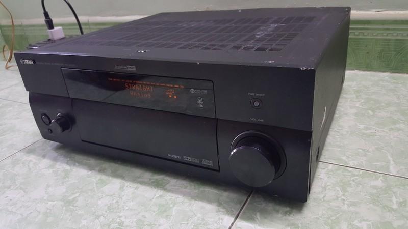 Ampli 5.1 dts - Ampli stereo - Đầu MD làm DAC - Đầu CDP - Sub woofer v.v.... - 26