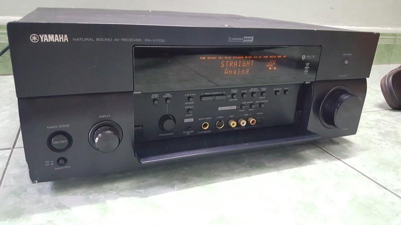 Ampli 5.1 dts - Ampli stereo - Đầu MD làm DAC - Đầu CDP - Sub woofer v.v.... - 27