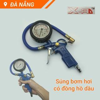 Súng bơm lốp hơi ô tô xe máy X-A - 24002191 thumbnail