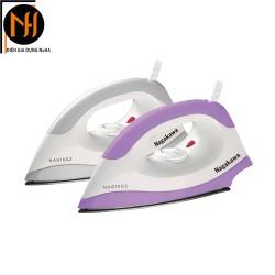 Bàn ủi bàn là khô Nagakawa NAG1502 cảm biến nhiệt ngắt an toàn, công suất 1200W-màu ngẫu nhiên