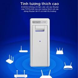 Bộ Kích Sóng Wifi 300Mbps TOTOLINK - USB Mở Rộng Sóng Wi-Fi