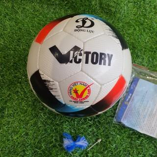 Quả bóng đá Động Lực UCV 3.142 số 5 - Quả bóng đá Tiêu chuẩn thi đấu VFF thumbnail