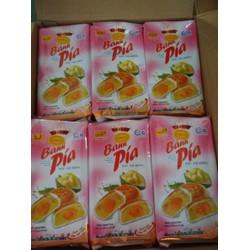 Bánh Pía Đậu Xanh - Sầu Riêng Tân Huê Viên 1 trứng (540g - 600g)