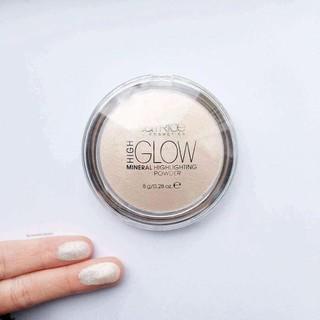 Phấn bắt sáng nhũ siêu mịn Catrice High Glow Mineral Highlighting Powder Đức 8g - 980 thumbnail