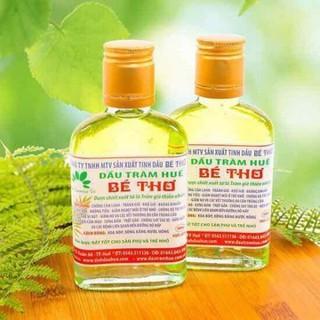 Combo 2 chai Tinh dầu tràm Bé Thơ Huế, Thiên An 100ml - 05416489 thumbnail