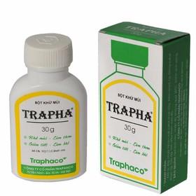 bột khử mùi TRAPHA lọ 30g - hja