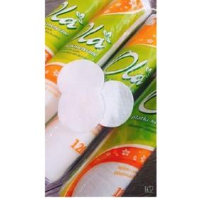 Bông tẩy trang - bông tẩy trang - Bông tẩy trang Ola 120 miếng Cotton Pads