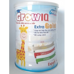 Sữa tăng chiều cao, trí não cho trẻ IQ Extra Gold 900g
