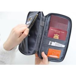 Double It Ví đựng hộ chiếu giấy tờ cá nhân chống nước Travel