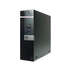 BỘ MÁY TÍNH DELL OPTIPLEX 7040 SFF CPU I3 6100 RAM 8GB DDR4 Ổ SSD 240GB MÀN HÌNH 20ICNH DELL E2016H MỚI CHÍNH HÃNG