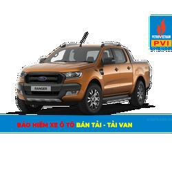 Bảo hiểm ô tô bán tải - tải van (pickup, minivan)