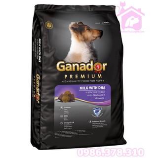 Thức ăn cho chó Vị sữa và DHA Ganador 3Kg Phụ kiện thú cưng [ĐƯỢC KIỂM HÀNG] 11208960 - 11208960 thumbnail
