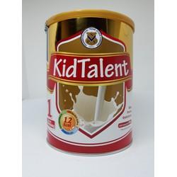 Sữa Kidtalent 1 900g( 6-36 tháng) sữa tăng cân cho trẻ