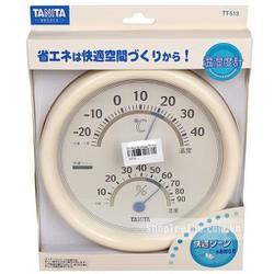Nhiệt ẩm kế cơ TANITA TT513 đo nhiệt độ, độ ẩm phòng - hàng Nhật Bản